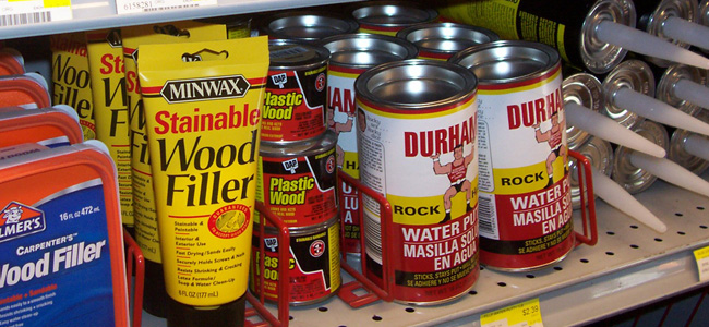 Need wood filler?