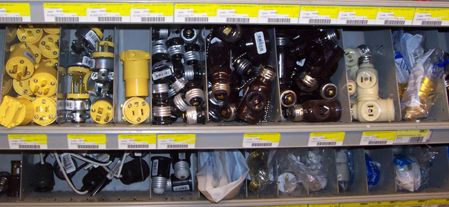 Electrical supplies for the pro or the Average Joe